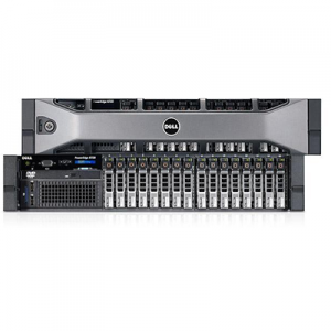 SERVER RACK DELL R720 ( 8 TRAY 3.5IN)
