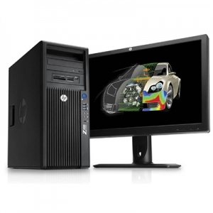 HP Workstation Z420 Socket 2011 CPU E5-26xx 16 Cores