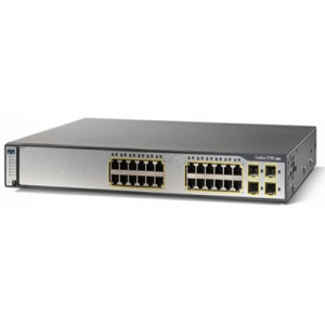 SWITCH CISCO 3750-24T-S